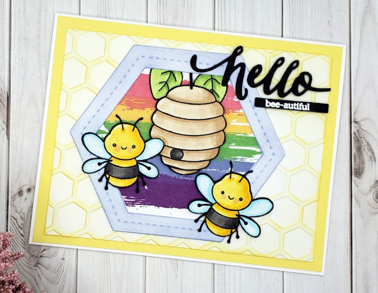 Hello Bee-autiful