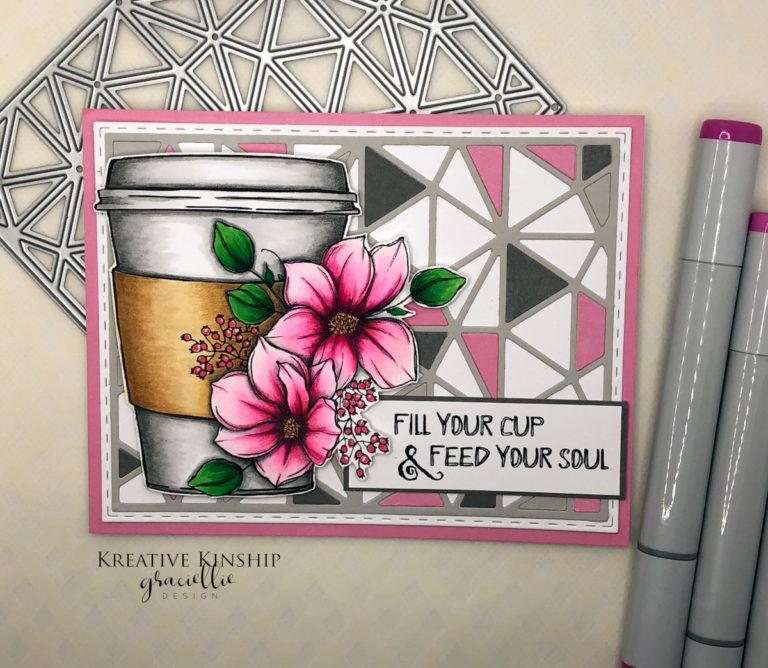 Coffee Lovers Hop Card #2